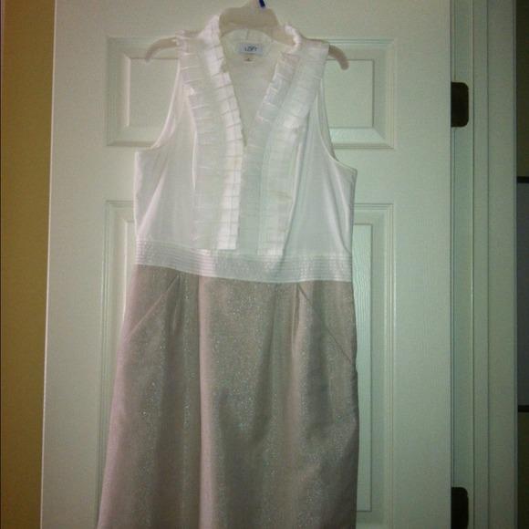 37 off loft dresses skirts loft dress from trudy 39 s for The loft wedding dresses