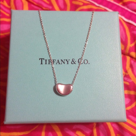 aaf9726c8aa96 Tiffany & Co. Necklace 12mm bean necklace