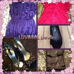 Bundle for luvinme