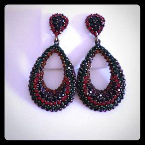 Price ✂!Beautiful fashion earring.