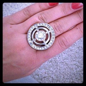 Guess Statement Ring