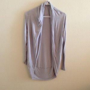 ASOS Jackets & Coats - Gray Cardigan