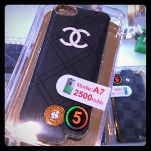 IPhone 5 case with backup battery.!!