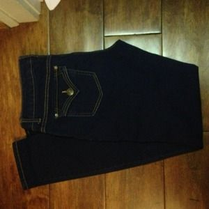 Dark Denim Jeans