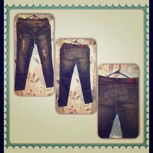 Crissa Pants & Jumpsuits - Skinny jeans