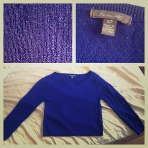Forever 21 BRAND NEW Sparkly Sweater