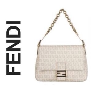 FENDI Handbags - $425 Fendi in white