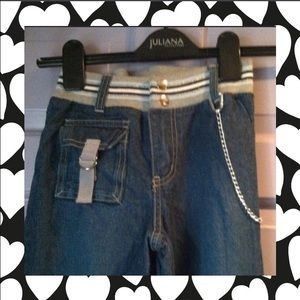 LIMITED TOO Other - 💖LIMITED TOO JEANS W WAIST CHAIN💖