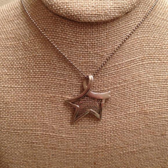 Jewelry Colon Cancer Star Necklace Poshmark
