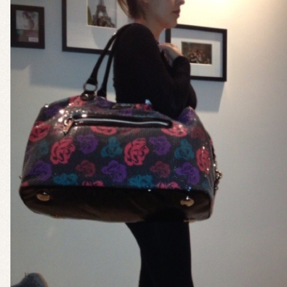 Betsey Johnson Handbags Weekender
