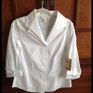 White Dress Blouse Photo Album - Reikian