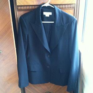 Michael Kors Black Blazer Size 10