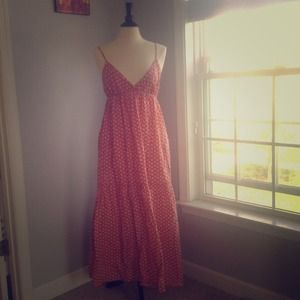 GAP Dresses & Skirts - Coral Maxi Sundress