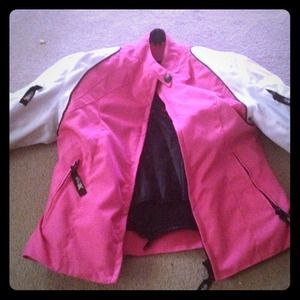 Women's size S Motorcycle jacket