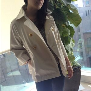 J. Crew Jackets & Blazers - J. Crew swing trench *host pick*