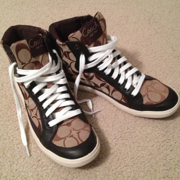 coach online factory outlet sale ezzo  coach high tops coach high tops