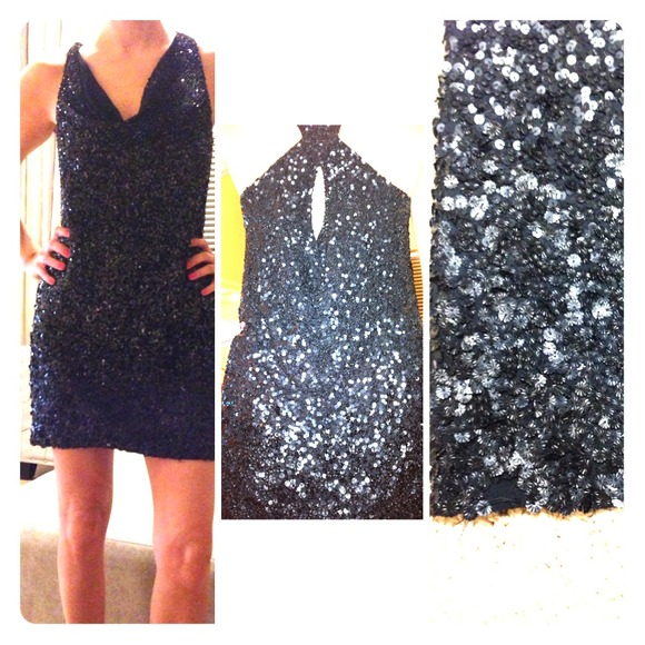 65% off All Saints Dresses & Skirts - Beautifull All Saints sequin ...