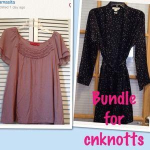 Other - Bundle for cnknotts