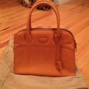 Beautiful Italian Leather handbag