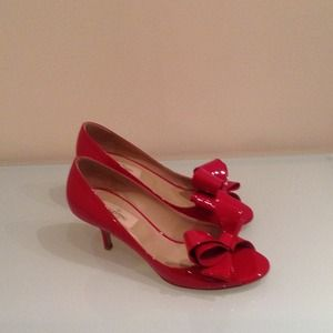 Valentino Shoes - 🎉HP🎉Valentino shoes, red patent, size 37.5