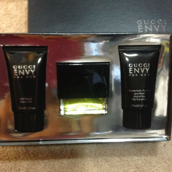 gucci envy for men. gucci other - envy for men 3pc set men e