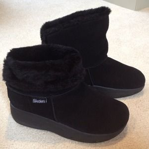 **BUNDLED** Toning Winter Boots