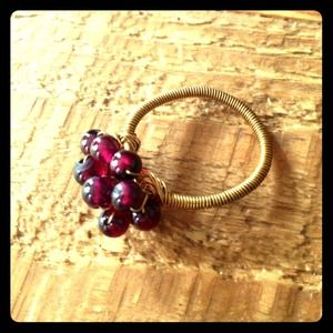 none Jewelry - 🎉HOST PICK 11/16🎉- Beautiful hand wired ring