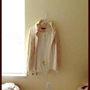 Authentic baby phat sweat suit