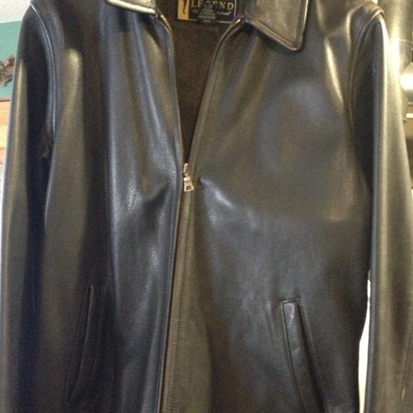 Eddie bauer leather jackets