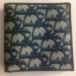 Dior Logo Wallet