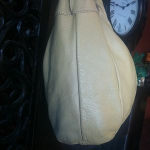 af273aad6733 Ted Benson Bags - Ted Benson of Italy Yellow soft leather purse