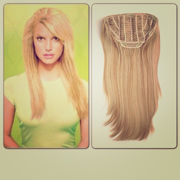 Jessica simpson ken paves hairdo 25 clip in layered straight jessica simpson ken paves hairdo accessories 25 clip in layered straight hair pmusecretfo Gallery