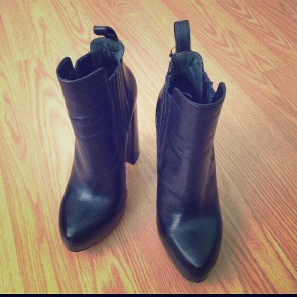 Alexander Wang Boots Heels