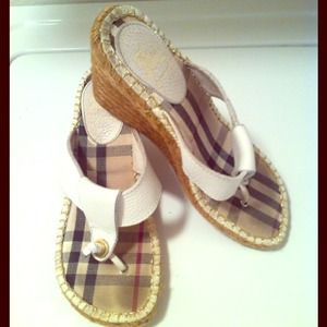 Burberry wedges ❤❤