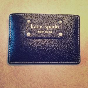 kate spade Clutches & Wallets - Authentic Kate Spade ID wallet