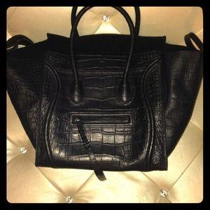authentic celine phantom bag