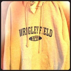 Tops - BUNDLED!!!Wrigley Field Hoodie Sweatshirt