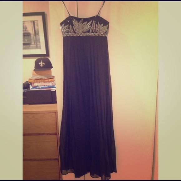 Aidan Mattox Dresses & Skirts - Strapless ball gown