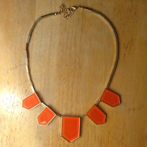 Jewelry - Geometric Statement Necklace