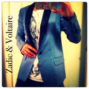 zadig&voltire Jackets & Blazers - ⏬LOWEST! Zadig&Voltaire jacket