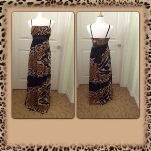 Reduced!!New but no tag Long dress