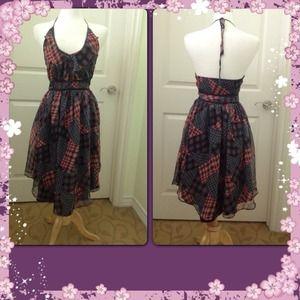 Sugar Lip Prints dress
