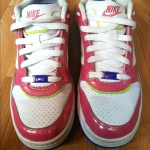 Nike Air Force shoes (size 9)