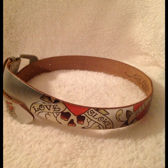 Ed Hardy Belt Price