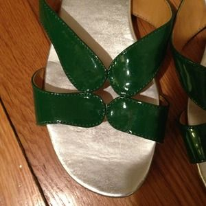 Banana Republic Shoes - Sandals- price reduced!