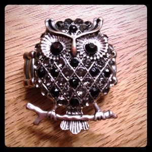 Jewelry - REDUCED!! Owl Ring