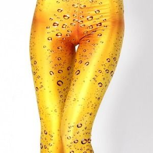 Pants - Beer leggings