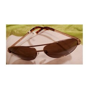 2cad2384eb Lucky Brand Accessories - Lucky Brand Capitola Aviator Style Sunglasses