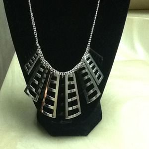 Ultra-chic art deco necklace