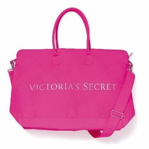 *NWT* SALE! Victoria's Secret HUGE Carry-All Tote